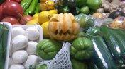 Veggie Section of Market