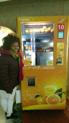 Buy Freshly squeezed orange juice