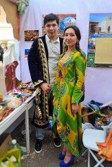 What a lovely pair from Uzbekistan