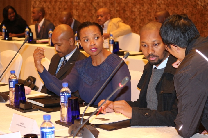 Mathapelo & Babongile Directors from DIRCO
