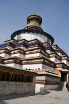 Pelkor Chode Kumbum and Gyantse Monastery